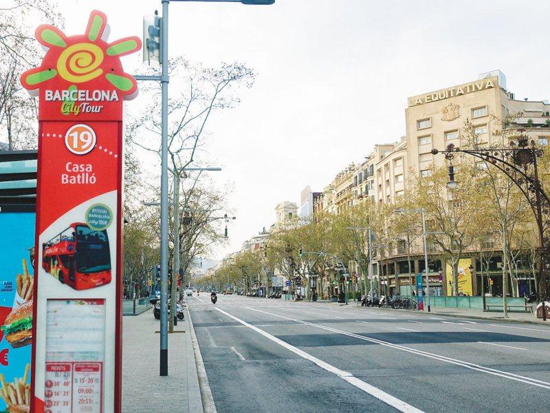 鑒於疫情趨緩,西班牙政府預計今天宣布進一步放寬封城措施計畫。 新華社