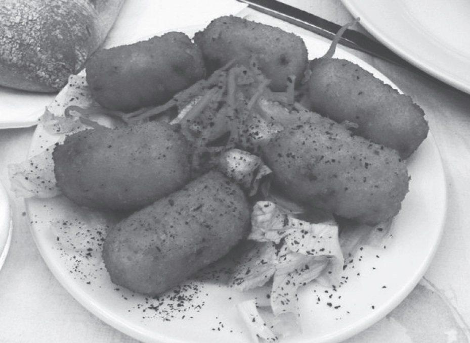 法國的炸肉餅。圖/健行文化 提供