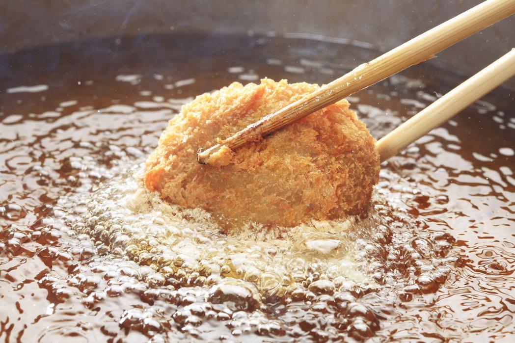 炸可樂餅是庶民美食。示意圖/inimage 提供