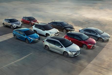 疫情衝擊汽車業 Toyota預警營業利益將減80%
