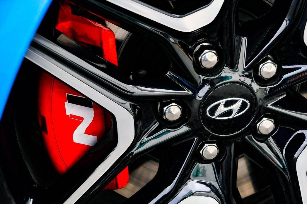 預定在明年初發行的全新Hyundai Elantra/Avante N,估計將與...