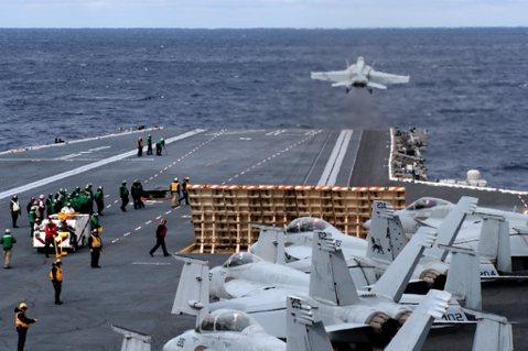 矛與盾的對決:美軍航艦戰鬥群如何面對極音速武器威脅?