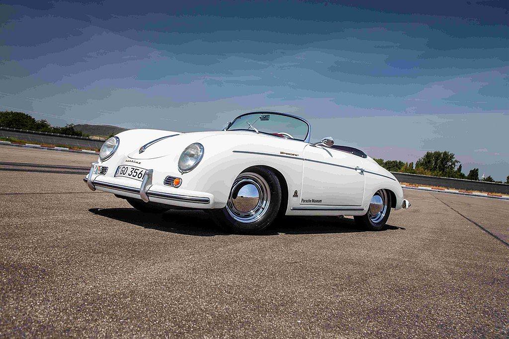 電影《驚天動地60秒》中出現的Porsche 356 1500 Speedste...