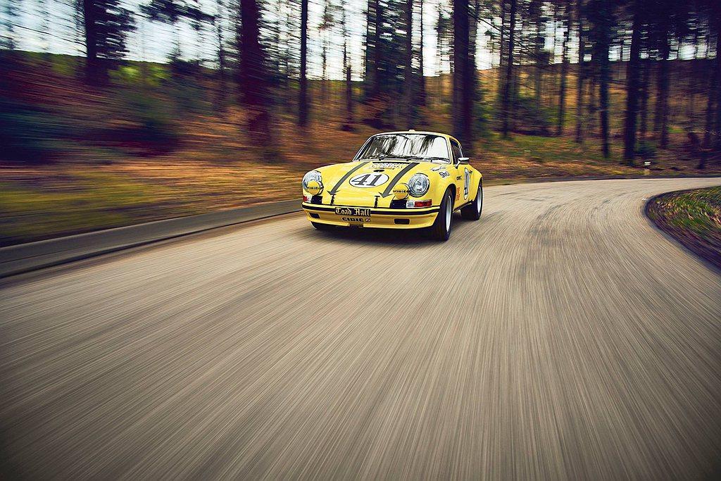 保時捷911 ST 2.5於1972年推出的紀錄片(The Speed Merc...