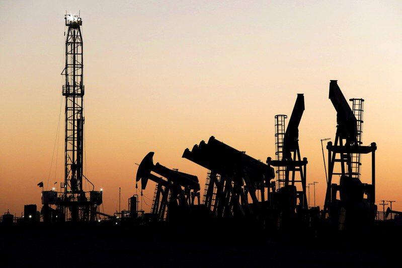 美國德州Midland的頁岩油田。  美聯社