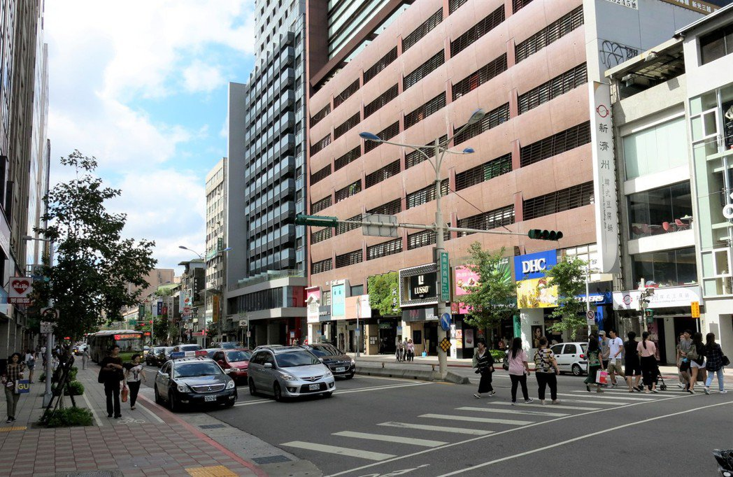 中山區 圖/台灣房屋