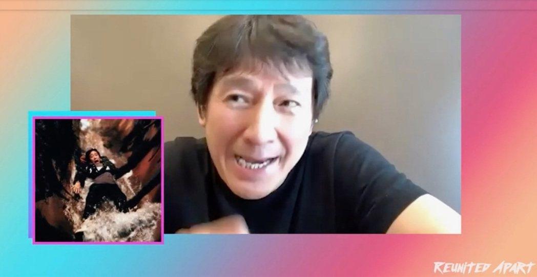 關繼威很感恩能夠參與「七寶奇謀」演出。圖/摘自YouTube