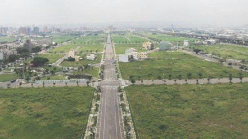 台中市14期重劃區預定今年交地。圖/台中政府重劃計畫書