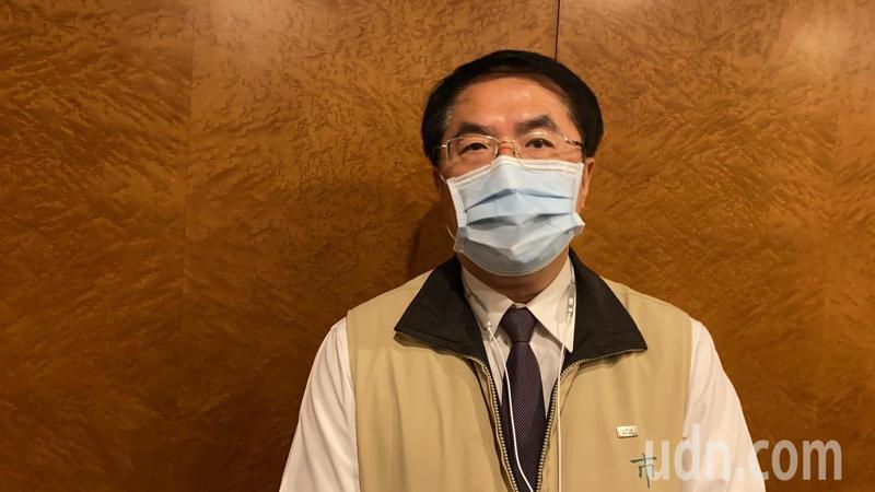 台南市長黃偉哲批交通部1968 APP「沒路用」,希望中央高抬貴手,將對地方的觀光傷害降到最低。記者鄭維真/攝影