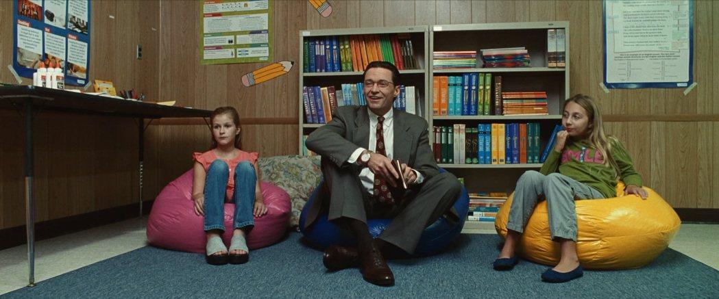 休傑克曼主演電影「壞教育」將於30日上映,台灣是全球唯一大銀幕放映。圖/甲上提供