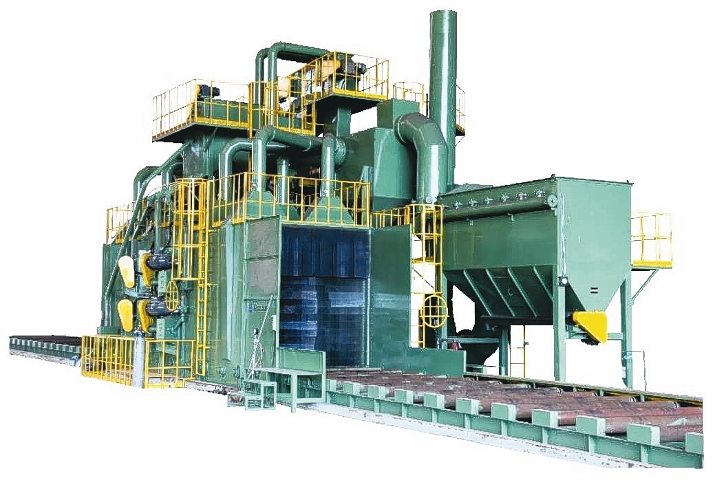大鎪科技噴砂設備製造精良,品質獲得客戶認同。 大鎪/提供