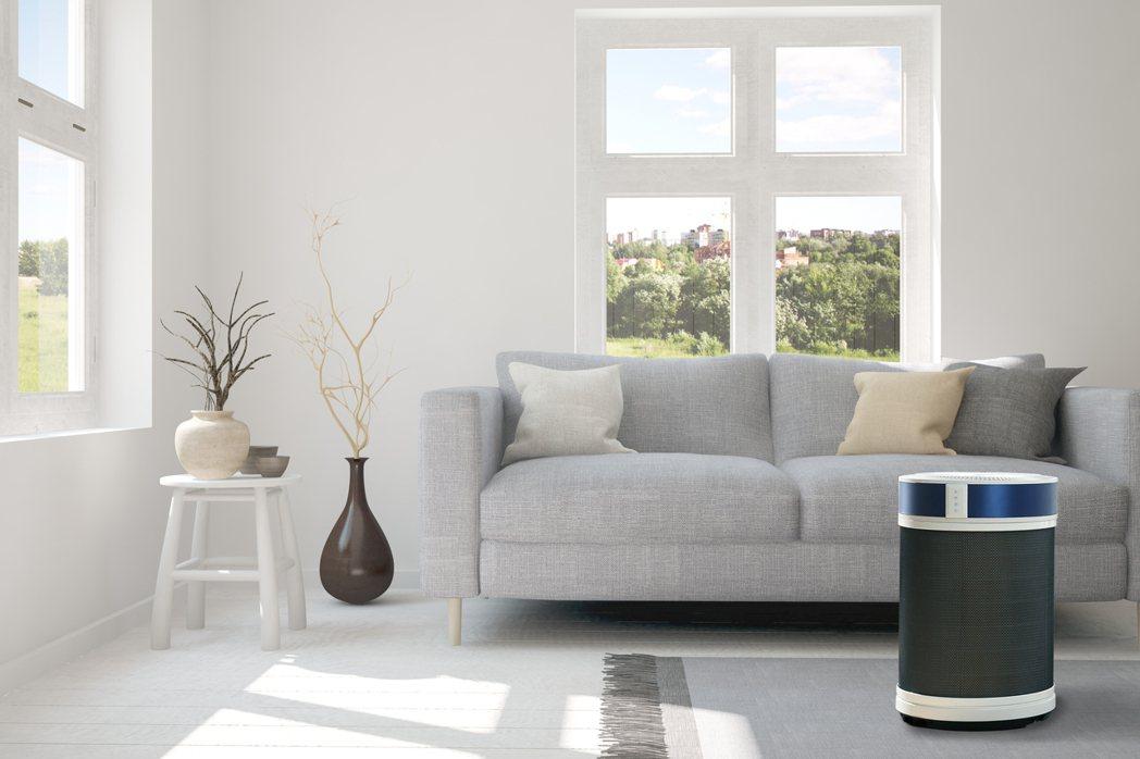 高效除醛三合一空氣清淨機 360度全面淨化,乾淨空氣不受限。
