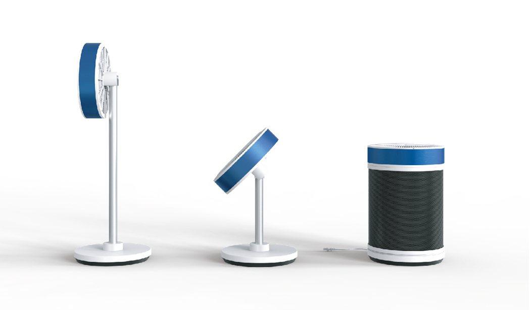 業界首創三機合一最潮的智慧家電。
