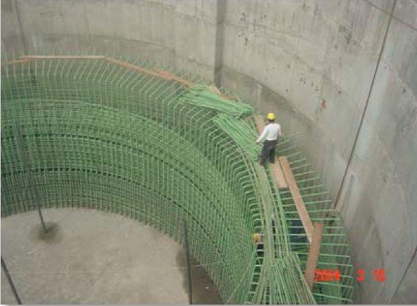 佑錤金屬熱熔環氧樹脂塗層鋼筋,過去皆以承接公共工程為主,使用於橋樑、高速公路到捷...