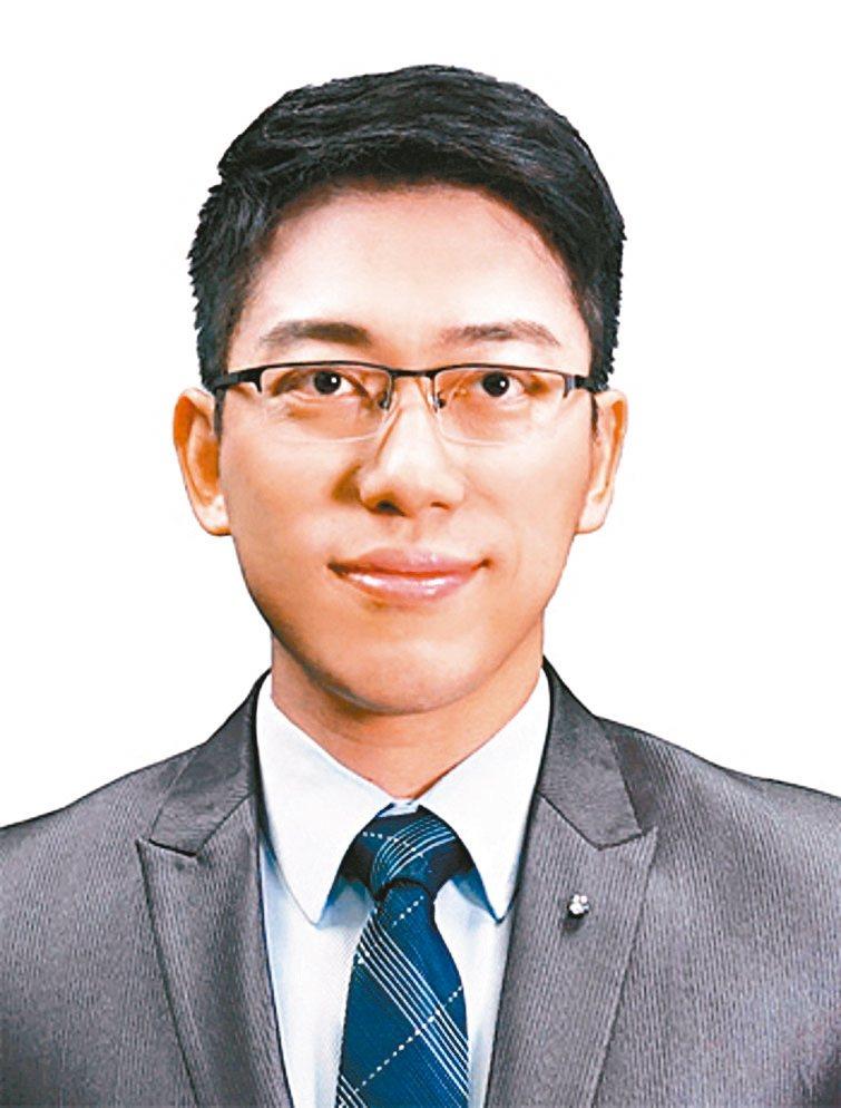 摩爾投顧證券期貨分析師陳昆仁。 圖/陳昆仁提供