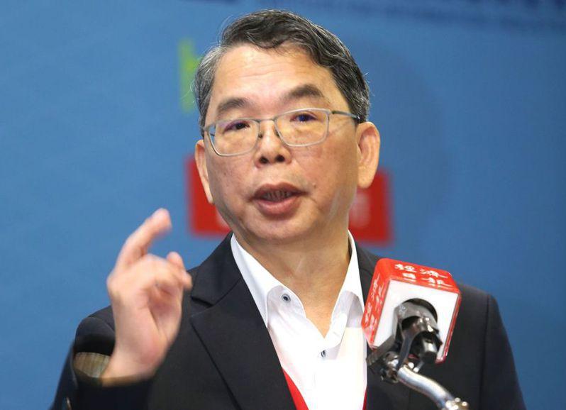 中華電信技術執行副總林國豐。圖/聯合報系資料照片