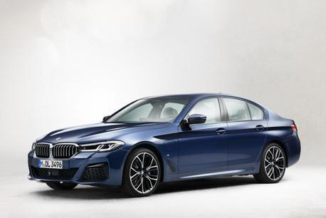 又有新車照流出了 這是小改款BMW 5 Series Sedan嗎?