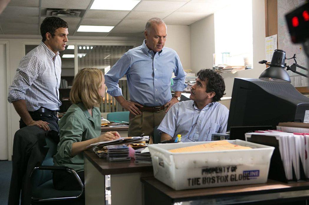 《驚爆焦點》劇照。 圖/取自IMDb