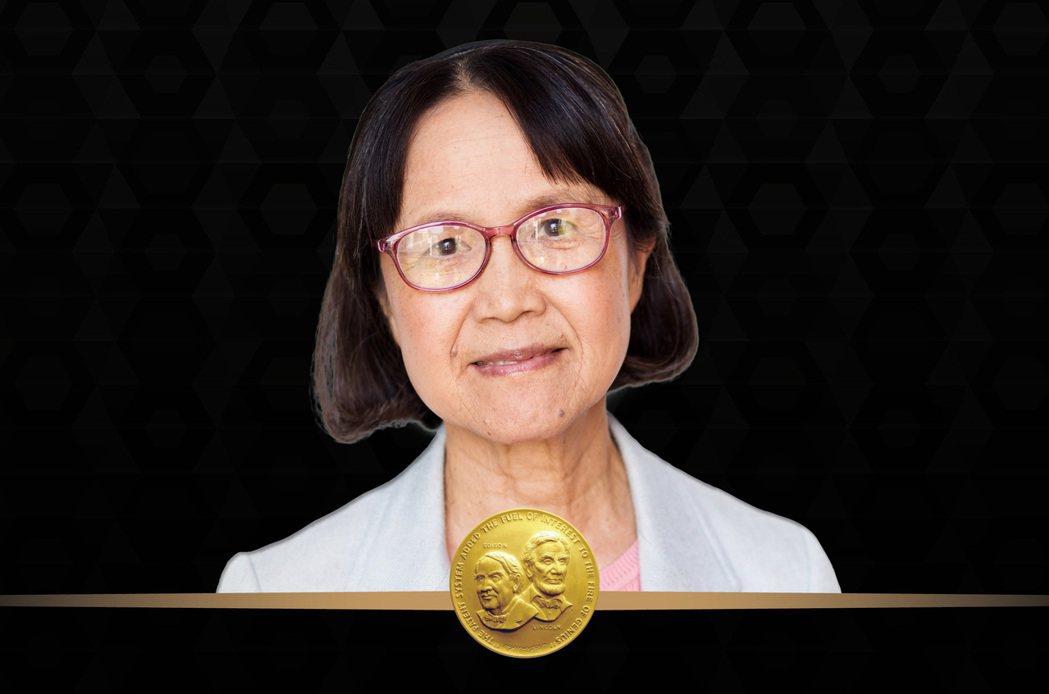 北科大校友蕭美琛登上美國發明家名人堂,為第一位來自台灣的獲獎科學家 北科大/提供