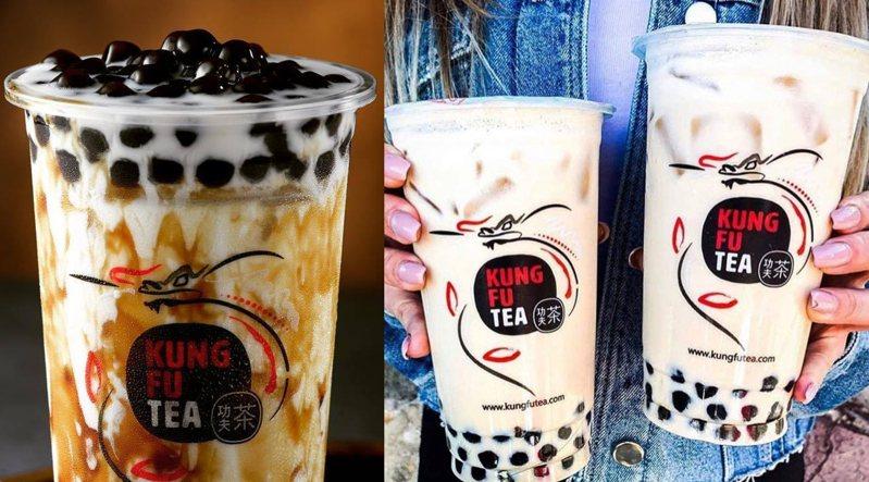 圖/美國功夫茶 Kung Fu Tea Taiwan