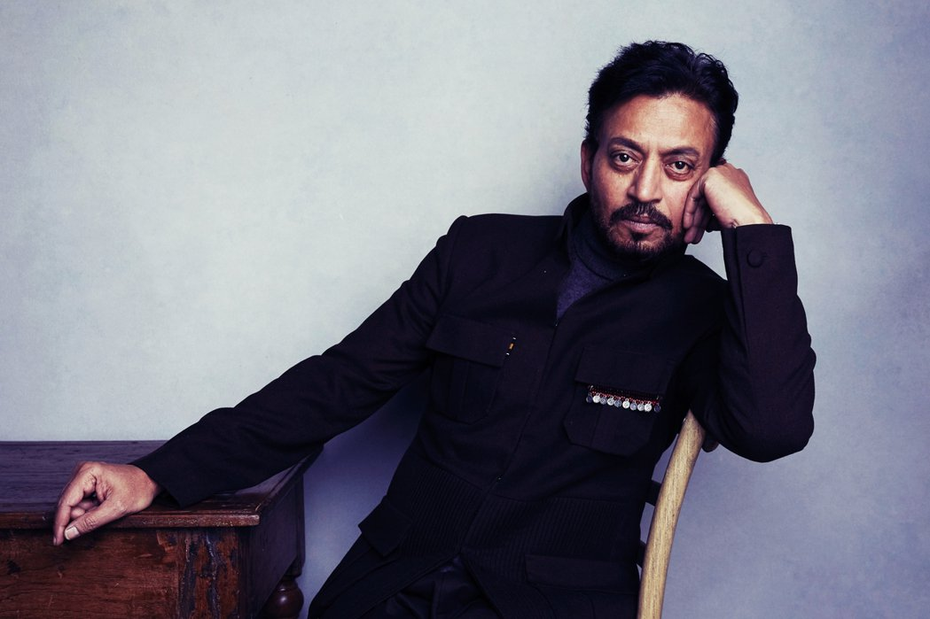 印度寶萊塢巨星——伊凡卡漢(Irrfan Khan)——29日證實於孟買的加護病...