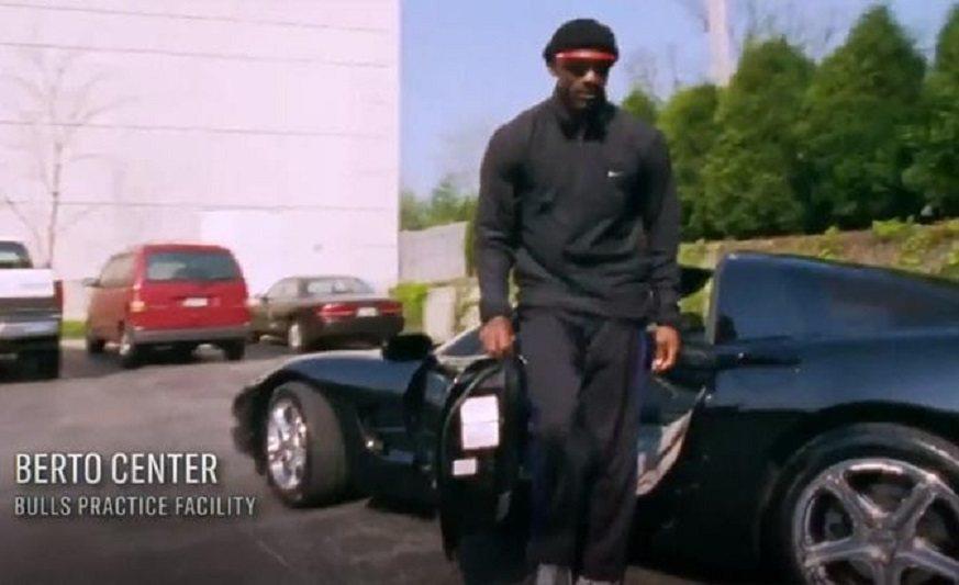 Chevrolet Corvette C5。 摘自ESPN