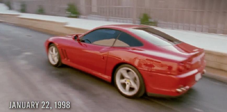 Ferrari 550 Maranello。 摘自ESPN