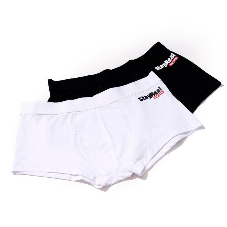 小新來了內褲組780元。圖/STAYREAL提供
