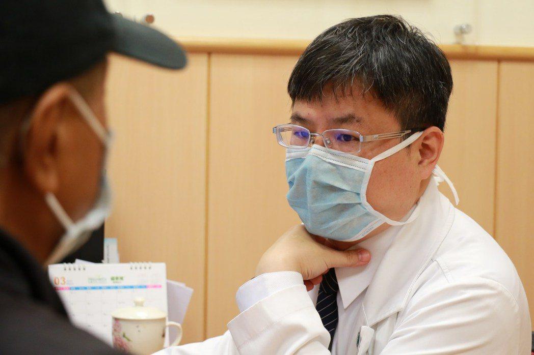 B肝病史20多年的田先生,診斷出肝癌後諱疾忌醫,腫瘤1年內從3公分暴增到13公分...