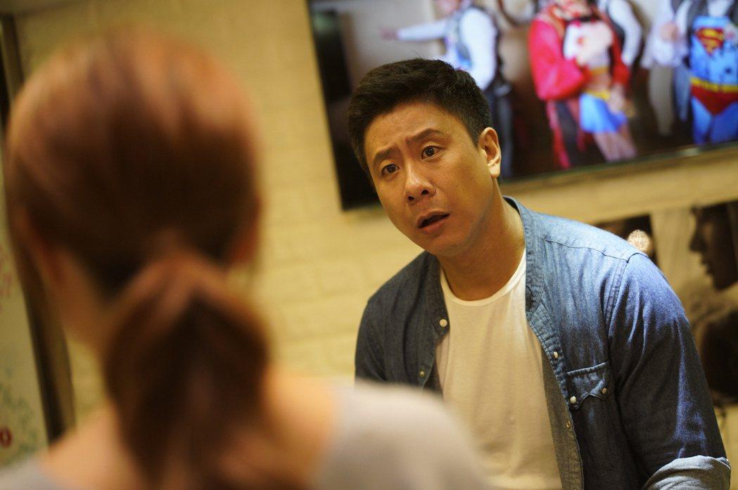 男主角朱栢康加入本片台語版預告配音行列。圖/采昌提供