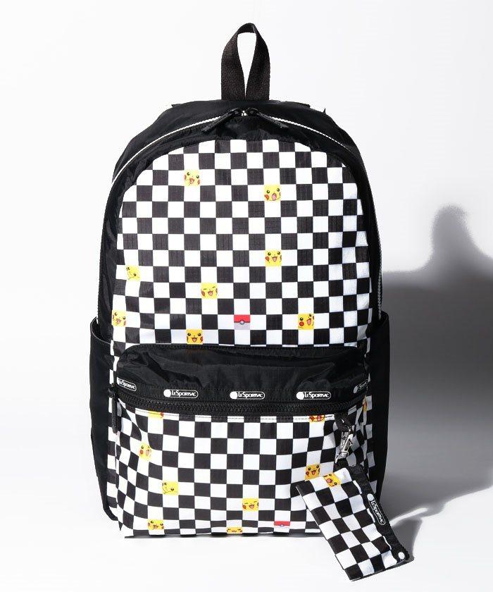 皮卡皮卡卡森後背包,7,800元。圖/LeSportsac提供