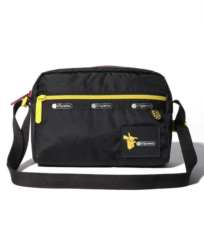 歡樂皮卡丘書型斜背包,2,650元。圖/LeSportsac提供