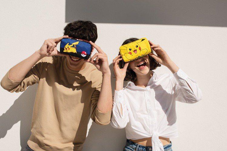 美國輕量配件包包品牌LeSportsac與《精靈寶可夢Pokémon》推出聯名系...