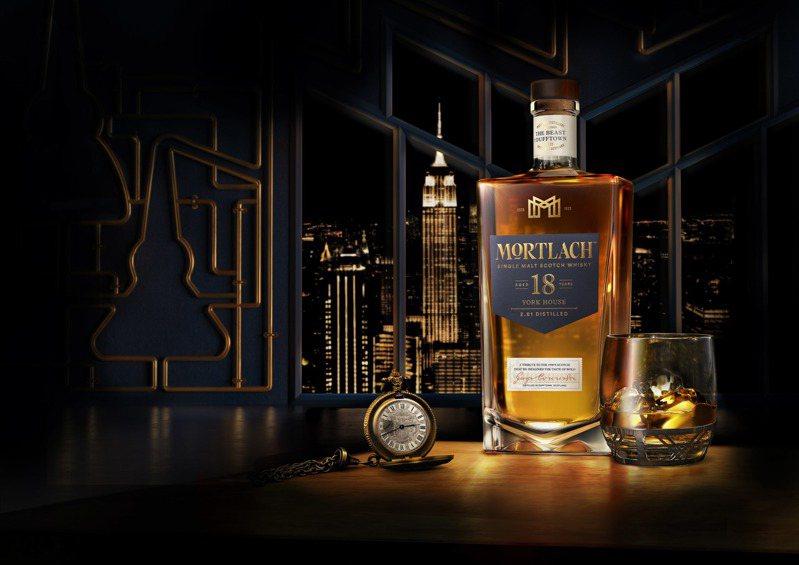 MORTLACH慕赫2 81-18年單一麥芽威士忌,建議售價4,500元。圖/帝亞吉歐提供   ※ 提醒您:禁止酒駕 飲酒過量有礙健康
