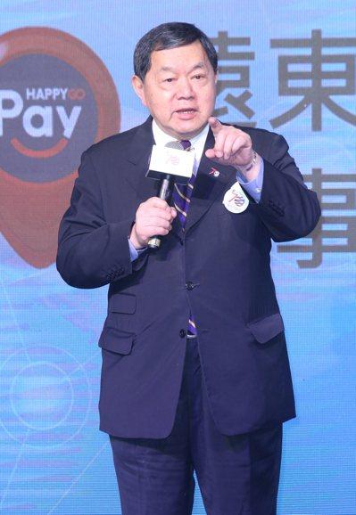 面對新冠肺炎疫情,遠東集團董事長徐旭東希望能善盡企業社會責任。圖/聯合報系資料照片