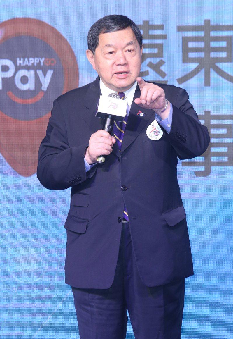 遠東集團董事長徐旭東。圖/聯合報系資料照片