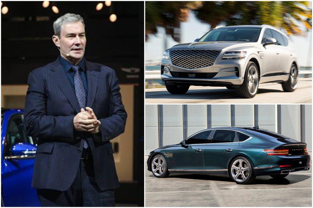 在2015年正式加入Hyundai-Kia集團的Luc Donckerwolke...