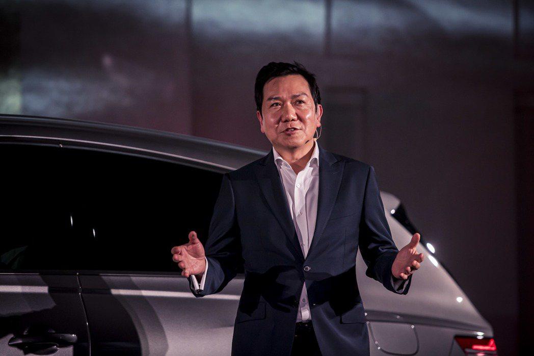 Hyundai、Genesis首席設計師이상엽 (音譯李相燁)。 摘自Genes...