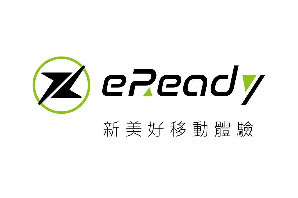 eReady以「TL(Tai Ling Motor)」台鈴logo為廠徽,以「E...