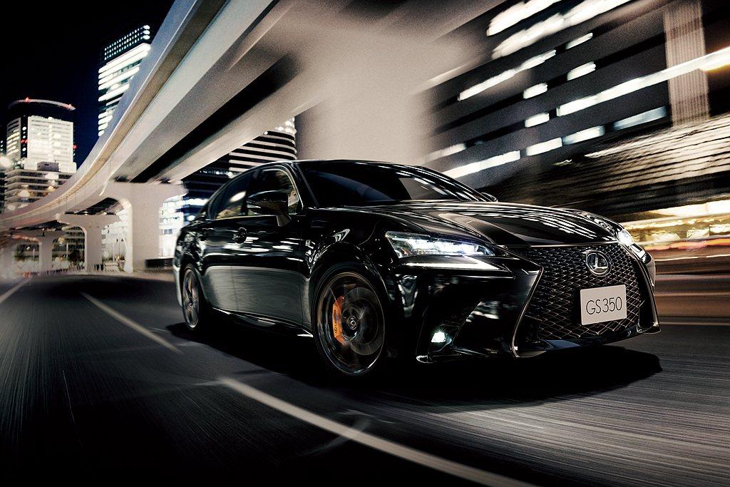 Lexus GS車系確認停產,日本與美國也同步推出最終特仕車。 圖/Lexus提...