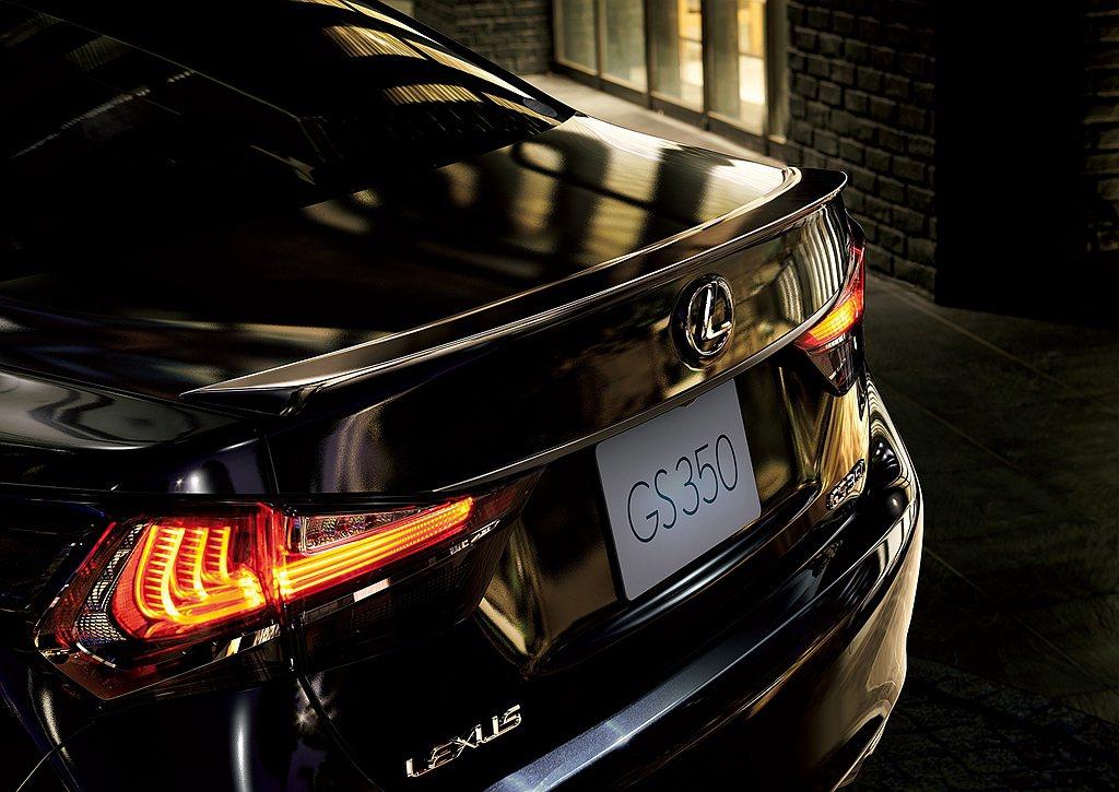 Lexus GS Eternal Touring特別版,涵蓋GS450h/350...