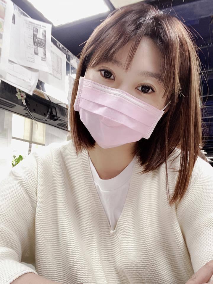 東森新聞主播陳瑩。圖/擷自臉書