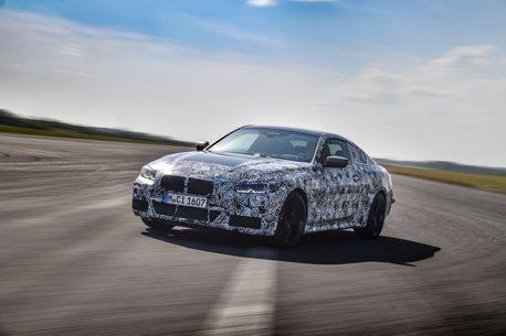 48V輕油電確認搭載 第二代BMW 4 Series Coupe發表倒數!