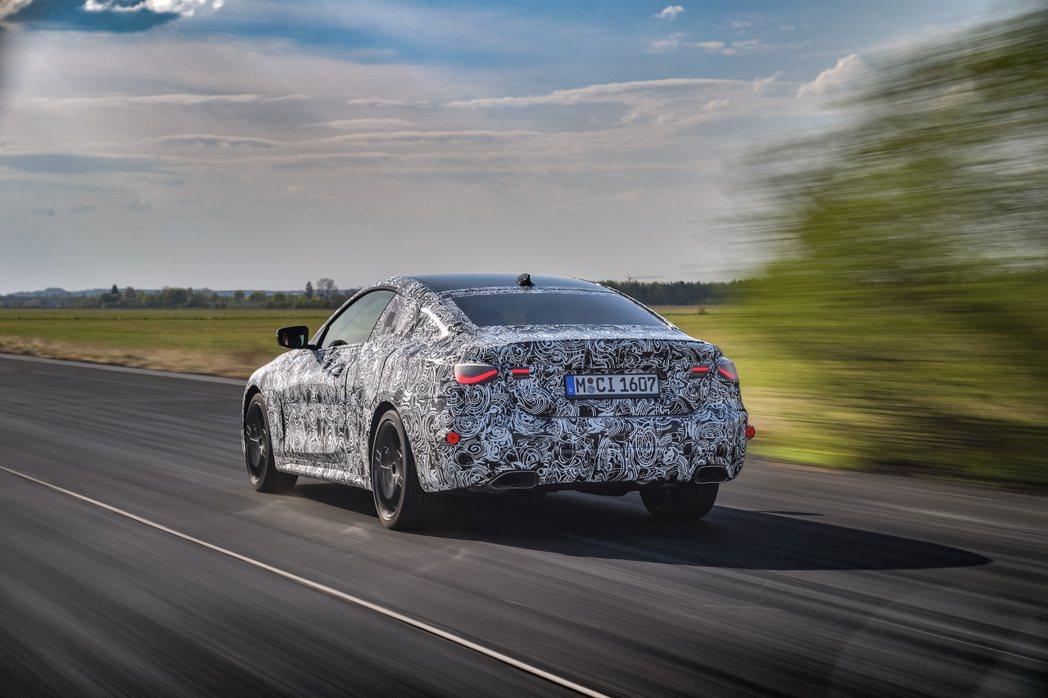 全新BMW M440i xDrive將配置48V Mild Hybrid輕油電混...