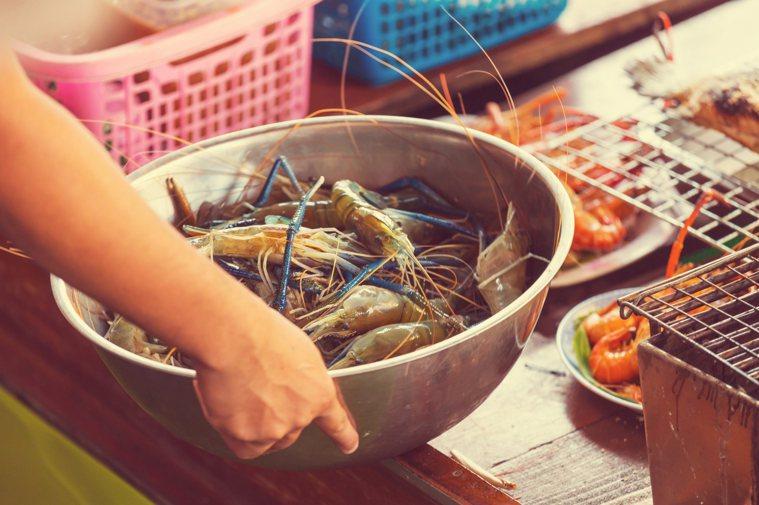 十足目彩虹病毒已攻陷中國11省市,造成養殖業巨大損失。 示意圖/ingimage