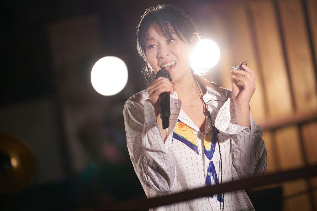 劉若英日前舉辦直播音樂會。圖/相信音樂提供