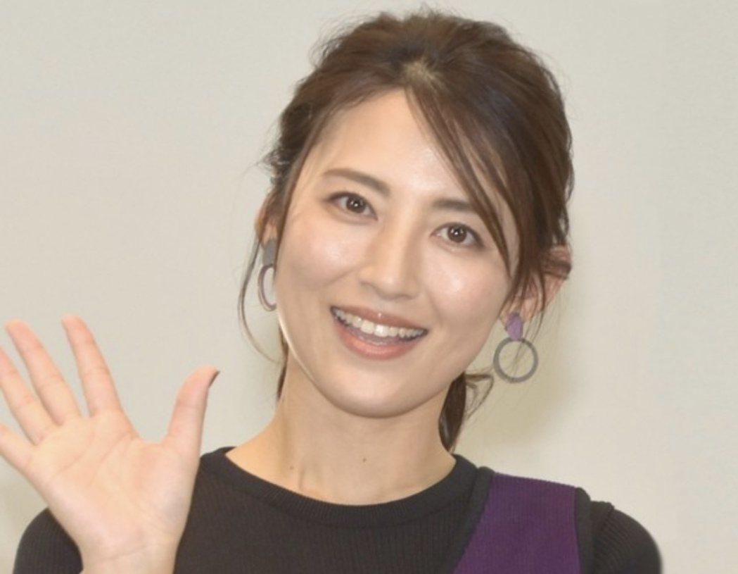 日本女諧星福田乃彩宣布與圈外男友結婚。圖/摘自ORICON newS