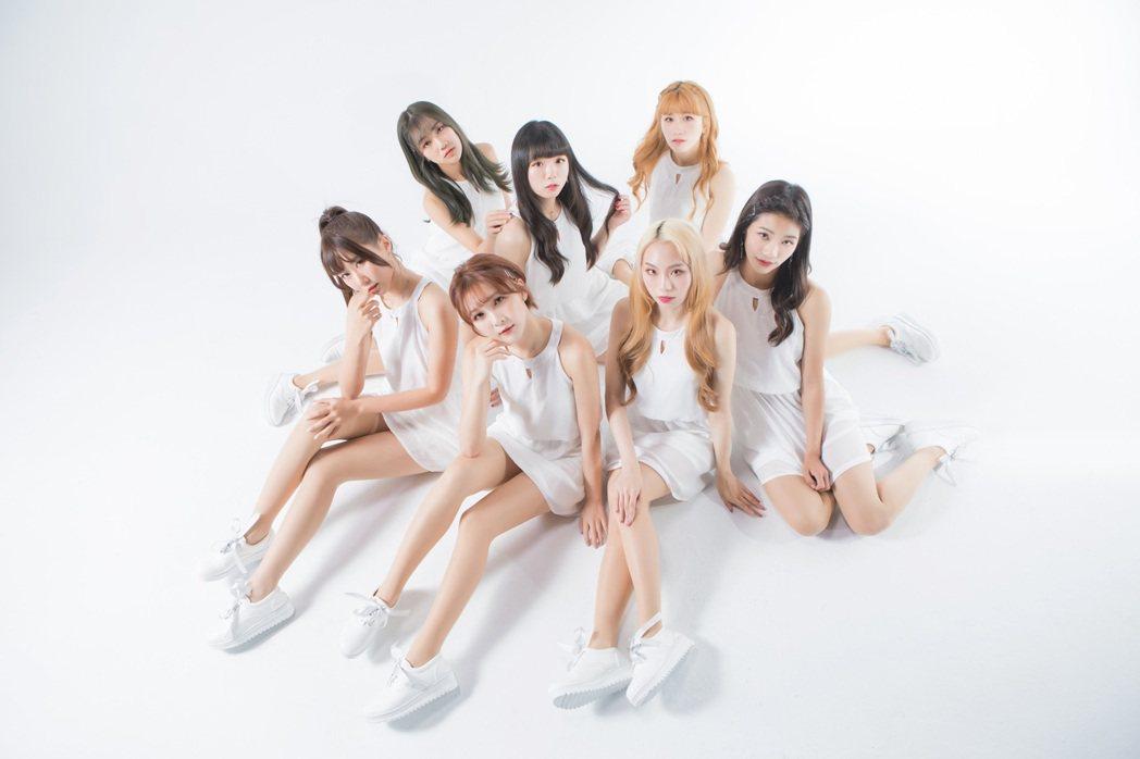 韓國啦啦隊女團「Little Cheer Girl」延伸各國,台灣分隊正式出道
