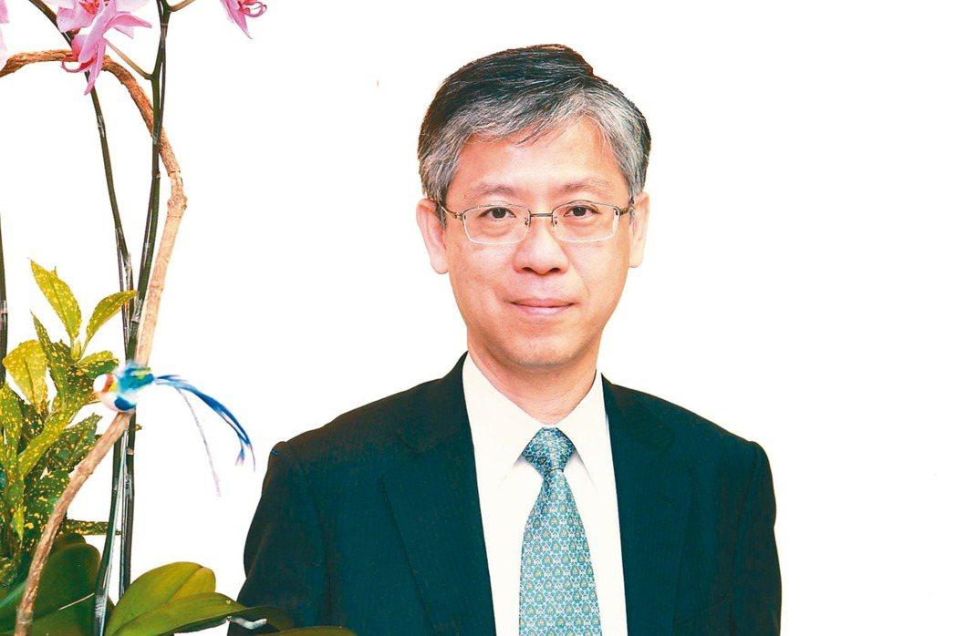 台灣天使投資協會秘書長蘇拾忠