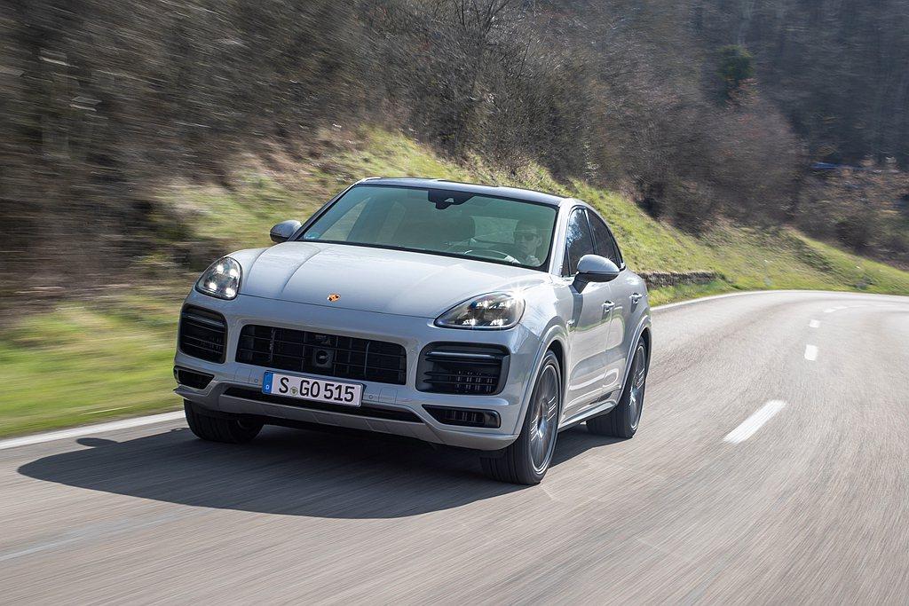 德國跑車廠保時捷公布今年第一季銷售成績,明顯受到疫情所影響。 圖/Porsche...